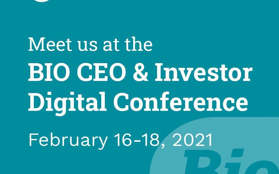 NovaBiotics Attending BIO CEO & Investor Digital Conference